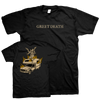 "GREET DEATH ""Camper"" Black T-Shirt"