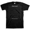 "COLD CAVE ""Oceans With No End"" T-Shirt-Deathwish Inc-Deathwish Inc Europe"