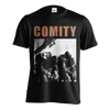 "COMITY ""Alpinists"" T-Shirt-Throatruiner Records-Deathwish Inc Europe"