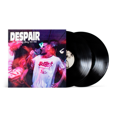 "DESPAIR ""Four Years Of Decay"""