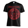 "DIREWOLVES ""Snakes"" T-Shirt-Throatruiner Records-Deathwish Inc Europe"
