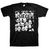 "SIEGE ""Drop Dead"" Black T-Shirt"