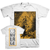 "CONVERGE ""Beautiful Ruin"" White T-shirt"