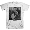 "UMBRA VITAE ""Shadow Of Life"" White T-Shirt"
