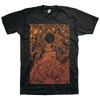 "RICHEY BECKETT ""Earth: Gradient"" Charcoal Black T-Shirt"