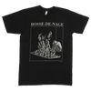 "BOSSE-DE-NAGE ""God Ennui"" Black T-Shirt"
