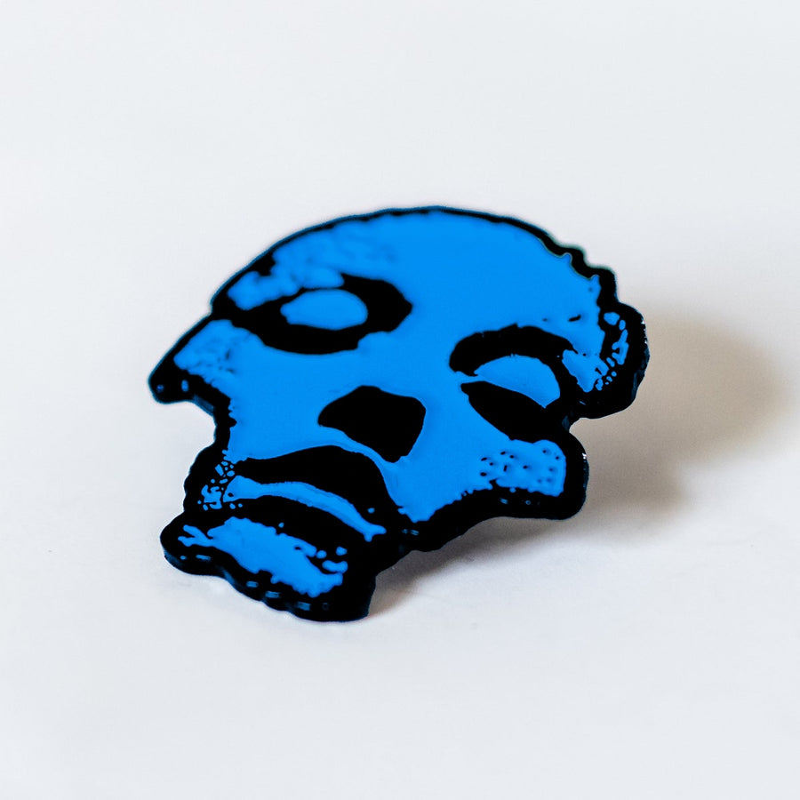 "CONVERGE ""Jane Doe"" Blue Enamel Pin"