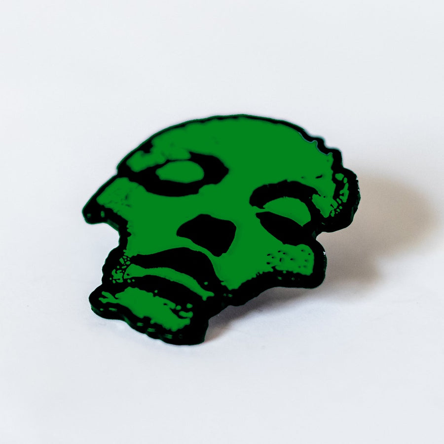 "CONVERGE ""Jane Doe"" Green Enamel Pin"