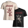 "FANGE ""Sigil"" T-Shirt-Throatruiner Records-Deathwish Inc Europe"