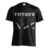"FUTURE FACES ""Cover"" T-Shirt-Throatruiner Records-Deathwish Inc Europe"