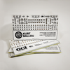 "GODCITY ""Printed Circuit Board Business Card""-Godcity Instruments-Deathwish Inc Europe"