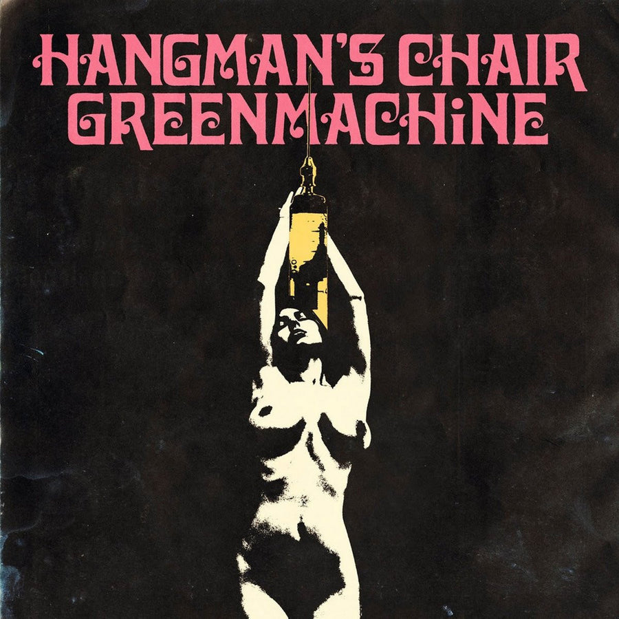 "HANGMAN'S CHAIR/GREENMACHINE ""Split""-Musicfearsatan-Deathwish Inc Europe"