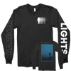 "HARBORLIGHTS ""Isolation Ritual"" Black Longsleeve"