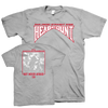 "HEADCOUNT ""Never Afraid"" Grey T-Shirt"