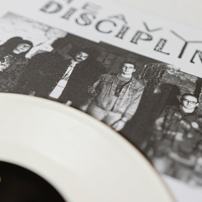"HEAVY DISCIPLINE ""Self-Titled"""