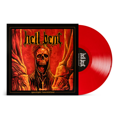 "HELL BENT ""Apocalyptic Lamentations"""