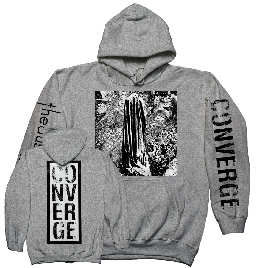 "CONVERGE ""The Dusk In Us"" Grey Hooded Sweatshirt"