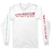 "MODERN LIFE IS WAR ""Evolution Vol. 2"" White Longsleeve"