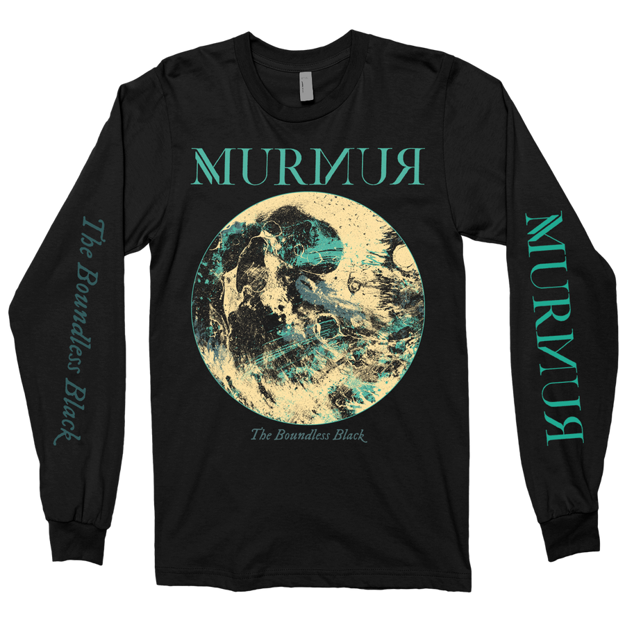 "MURMUR ""Dead World"" Black Longsleeve"