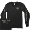 "QUENTIN SAUVÉ ""Whatever It Takes"" Black Longsleeve"
