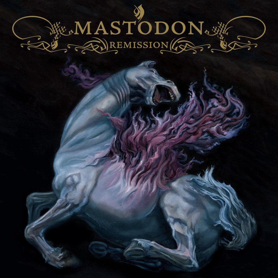 "MASTODON ""Remission""-Relapse Records-Deathwish Inc Europe"