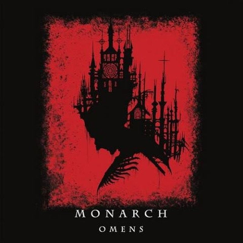 "MONARCH ""Omens""-Musicfearsatan-Deathwish Inc Europe"
