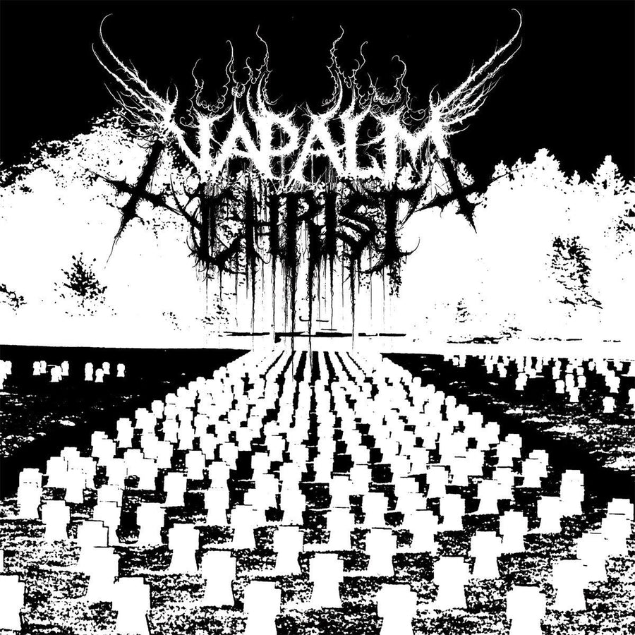 "NAPALM CHRIST ""Self-Titled""-A389 Recordings-Deathwish Inc Europe"