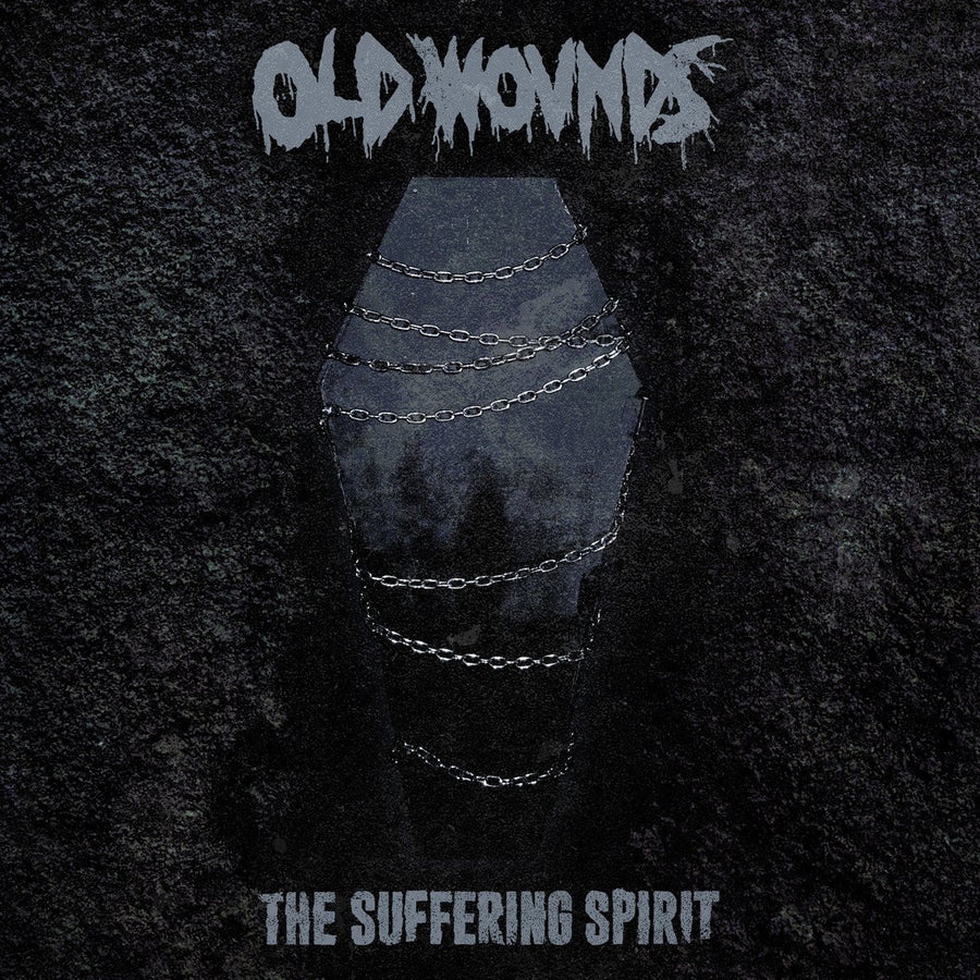 "OLD WOUNDS ""The Suffering Spirit""-Good Fight Entertainment-Deathwish Inc Europe"