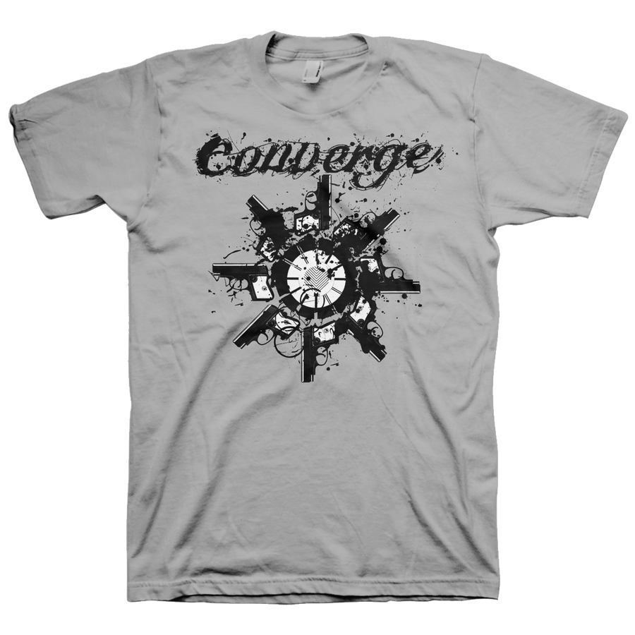 "CONVERGE ""Vengeance"" Grey T-Shirt"