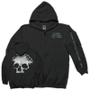 "PLANES MISTAKEN FOR STARS ""Prey"" Zip-Up Sweatshirt-Deathwish Inc-Deathwish Inc Europe"