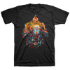 "NICK PYLE ""Cephala III"" Black T-Shirt"