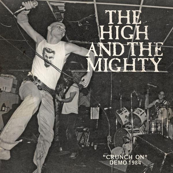 "THE HIGH AND THE MIGHTY ""Crunch On"""