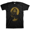 "RICHEY BECKETT ""Rasputin"" Charcoal Black T-Shirt"