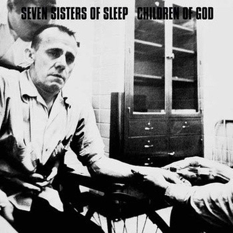 "SEVEN SISTERS OF SLEEP/CHILDREN OF GOD ""Split""-A389 Recordings-Deathwish Inc Europe"
