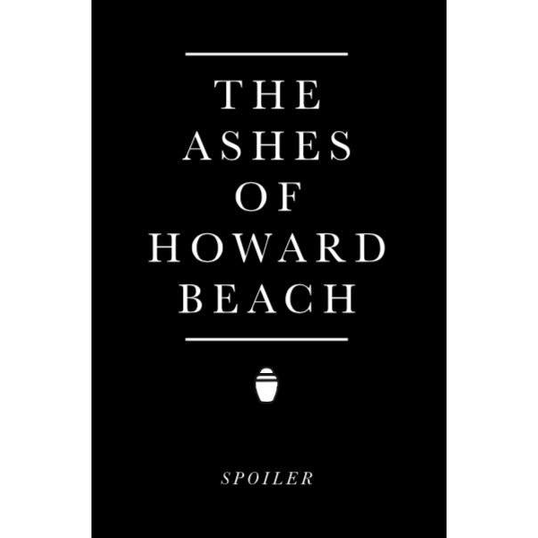 "SPOILER ""The Ashes Of Howard Beach"""