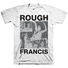 "ROUGH FRANCIS ""MSP"" White T-Shirt"