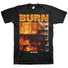 "BURN ""Do Or Die"" Black T-Shirt"