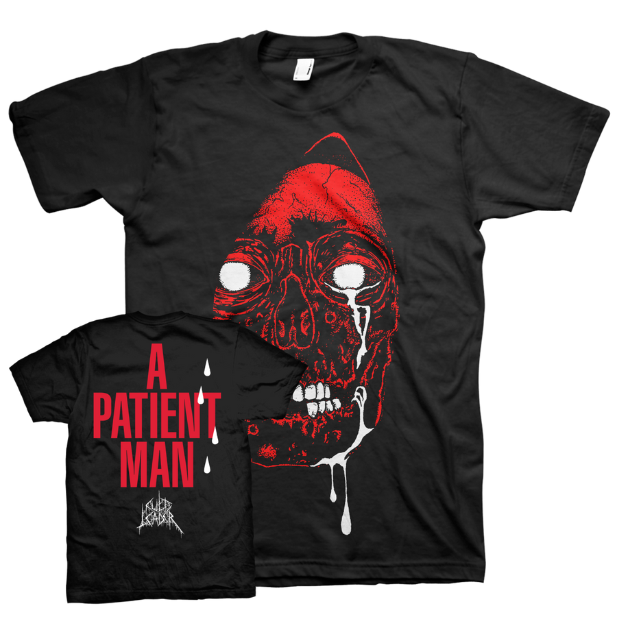"CULT LEADER ""A Patient Man"" Black T-Shirt"