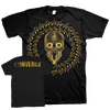 "CONVERGE ""Thousands Of Miles Between Us"" Black T-Shirt"