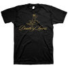"DEATH OF LOVERS ""Buried Under A World Of Roses"" Black T-Shirt"