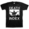 "DEATH INDEX ""Liberty"" Black T-Shirt"