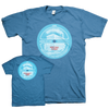"MODERN LIFE IS WAR ""Tribulation Worksongs Vol. 2"" Heather Blue T-Shirt"