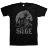 "SIEGE ""Starvation"" Black T-Shirt"