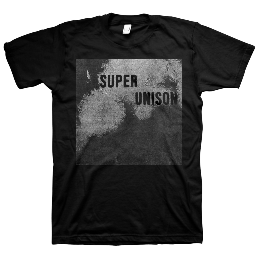 "SUPER UNISON ""Stella"" Black T-Shirt"