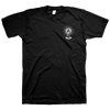 "TWELVE GAUGE ""Logo"" Black T-Shirt"
