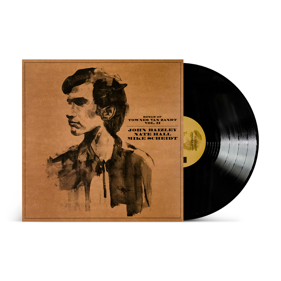 "JOHN BAIZLEY, NATE HALL & MIKE SCHEIDT ""Songs Of Townes Van Zandt"""
