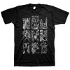 "BIRDS IN ROW ""We Already Lost The World"" Black T-Shirt"