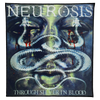 "NEUROSIS ""Through Silver In Blood"" Back Patch"