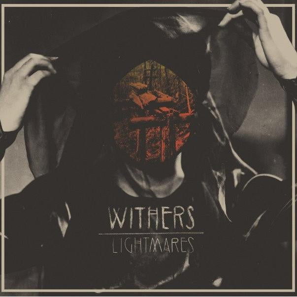 "WITHERS ""Lightmares""-Vendetta Records-Deathwish Inc Europe"