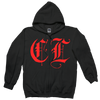 "CULT LEADER ""Logo"" Zip-Up Hoodie"